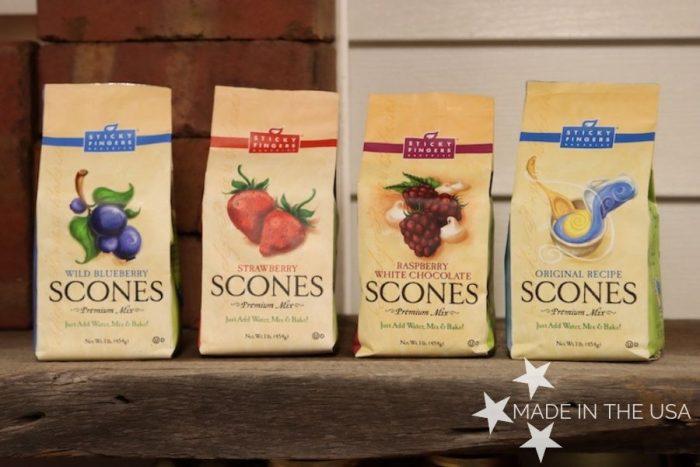 scone mix